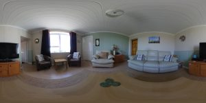 360 Degree Photo Gallery - Seascape Cottage Lewis